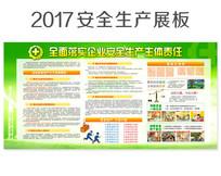 2017安全生产知识活动展板