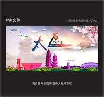 太原旅游海报设计
