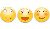 网页笑脸图标
