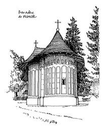 乡下教堂 JPG