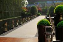 新中式园林铺装意向  JPG
