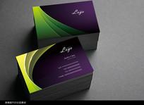 动感设计师名片设计 PSD