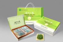 高端绿茶礼盒