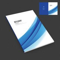 科技智能产品画册封面设计