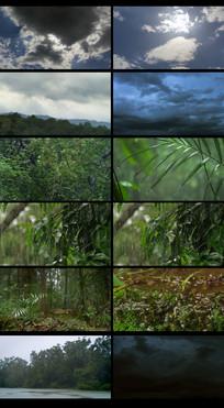 天气变化下大雨视频 mp4