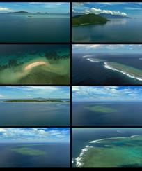 蔚蓝色的海洋视频