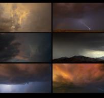 云朵天气变化视频
