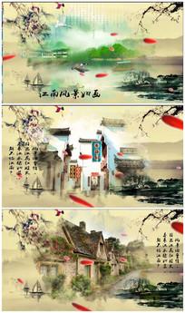 edius水墨江南美景展示视频