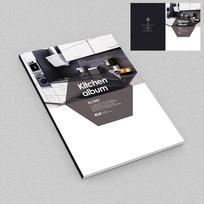 简欧整体橱柜橱卫画册封面设计