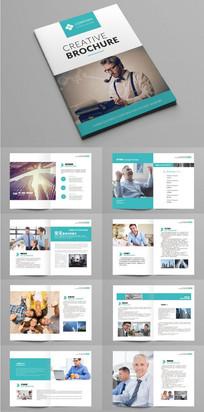 企业广告创意画册