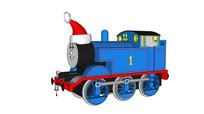 圣诞节小火车