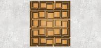 创意迷宫式书柜