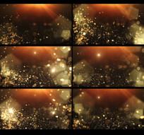 公司年会活动颁奖典礼粒子视频背景