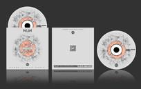 电子乐CD设计原稿