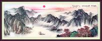锦绣河山高清国画