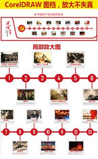 中国共产党历史文化墙