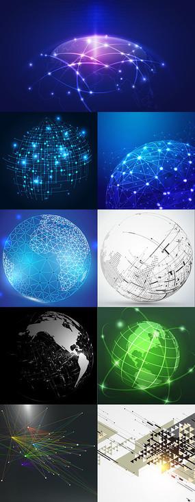 互联网信息科技素材图片