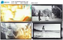 AE CS6动感怀旧胶片图文展示视频