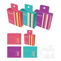 挂式礼品盒包装设计