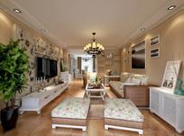 花纹客厅沙发