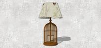 中式风格台灯