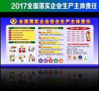 2017安全生产月宣传栏
