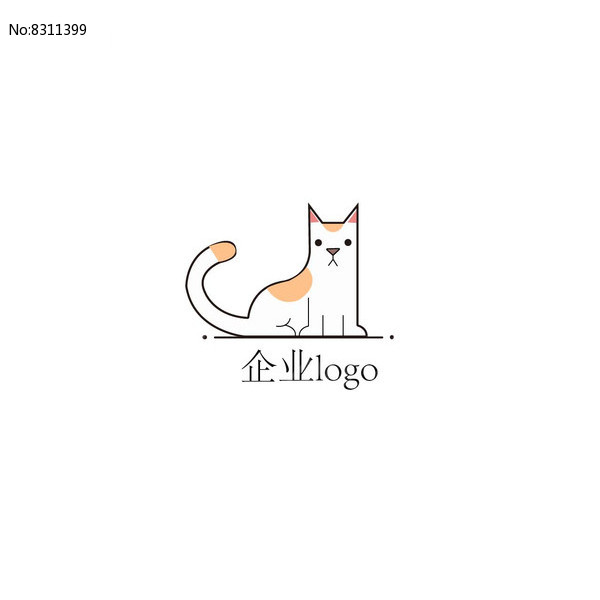 宠物店logo