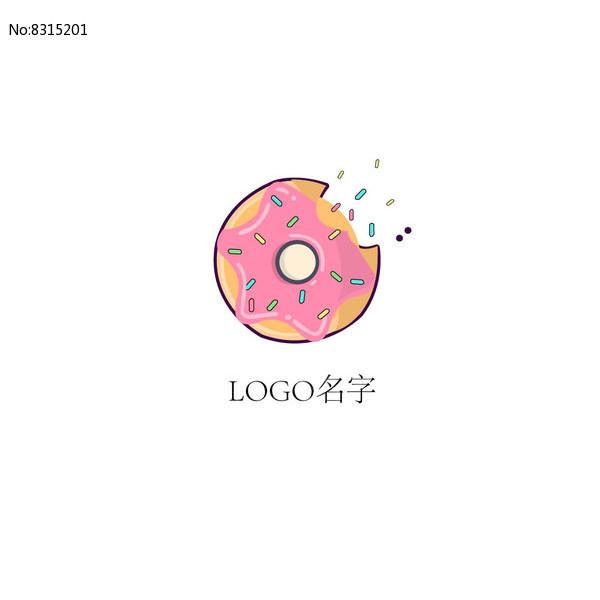 年级店logoAI素材下载_餐饮美食logo设计图片甜品四美食街日记图片