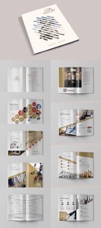 创意企业公司画册宣传册