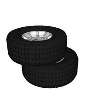 车轮胎装饰