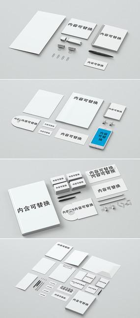 公司全套商务VI设计ae模板