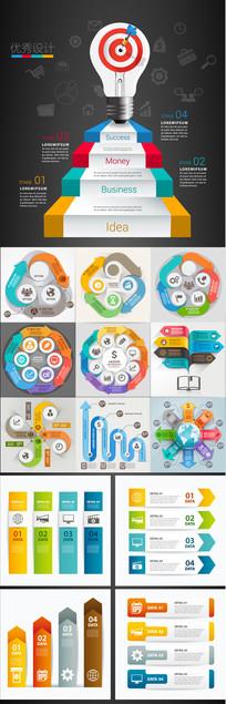 商业目标质感设计元素素材 AI