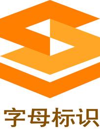 字母标识标志logo