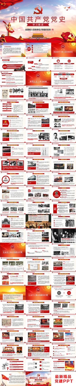 中国共产党党课PPT