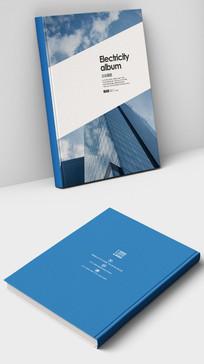 国外版式设计商业杂志画册封面