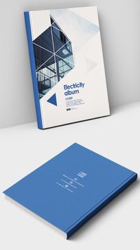 平面设计广告公司宣传画册封面