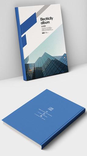现代简约国外商业杂志封面设计