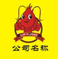 红色小龙虾logo
