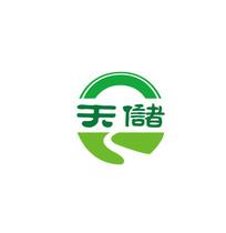 天储企业logo设计