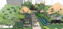 现代城市住宅小区景观