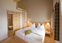 宾馆温馨精美房间设计