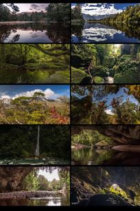 大自然风景欣赏视频