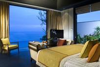 海景房单人间卧室设计