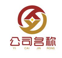 金融Y字母logo