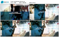 AE CS6方块碎片化图文展示视频