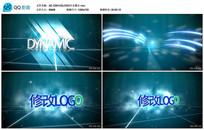 AECS6光线LOGO片头 aep