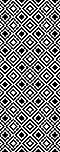 黑白创意方格图案