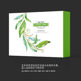 农业农产品包装盒设计