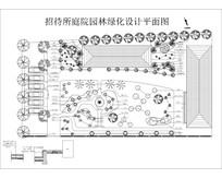 园林设计平面图 dwg