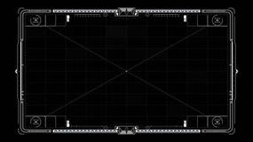 科技边框面板带alpha通道